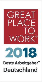 Great Place to Work - Deutschlands beste Arbeitgeber 2016!